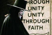 V de Vendetta / by Carlos Herrero Aldeguer
