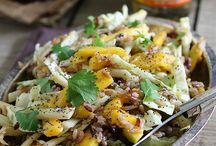 Salad Spinner / the green stuff.