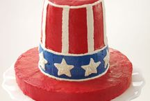 patriotic recipes and crafts / by Close to Home Blog