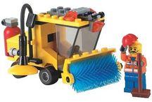 Lego mallit