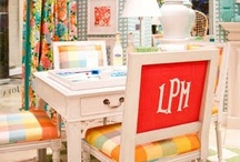 {Home} Give that HOUSE some Lilly Flair!  / Us Lilly girls LOVE color... This board has some colorful inspiration for your home, including the fabulous Lilly Pulitzer furniture and fabric line!