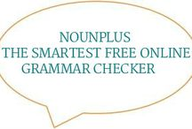 Grammar Corrector / Grammar checking is always difficult. NOUNPLUS Online Free Grammar Checker of English helps those who engage in academic, professional or creative writing to check grammar, making English grammar rules easier.