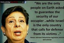 Palestinian Israel conflict