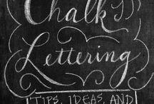 Chalkboard tutorials