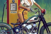 Pin up art - let's talk about how fabulous you think I am......