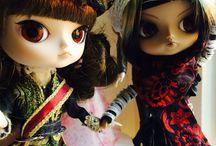 Original Pullip dolls