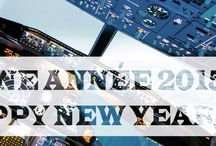 Happy take off 2015 ! / Happy new year !  Bonne année 2015!