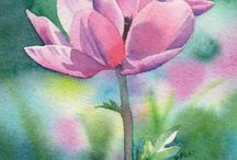 Art Lesson Ideas / by Dontie Kidwell
