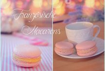 Macarons / Alles rund ums Thema Macarons