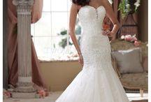 Best wedding dresses I tried on