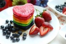 Regenboog (eetbaar)