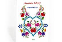 LETÖLTHETŐ SZÍNEZŐKÖNYV / Letölthető színezőkönyvek, színező e-könyvek, színezőkönyvek felnőtteknek, népművészeti színező könyvek