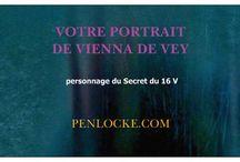 Le Secret du 16 V - Vienna De Vey / Vous avez lu Le Secret du 16 V ? Comment voyez-vous Vienna De Vey ? Épinglez les images qui vous inspirent (visage, cheveux, vêtements, décoration, lieux, etc.)