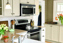 New Home Kitchen / Remodeling and Decorating
