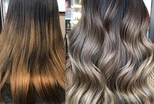 Ash Brown Hair Insp