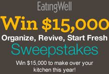 Sweepstakes & Giveaways!