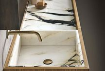 Basin / Natural stone basins.