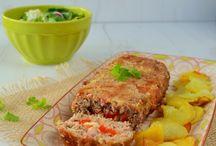 Receta pasteles salados / Las mejores recetas de pasteles salados de la red  Puedes ver todas estas recetas en  www.comparterecetas.com