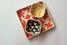 2015 Ceramics or Pottery Artists / Ceramica Botanica, jpear Design, Kristen Saksa Juen, LemonGlaze, M Schopper Ceramics, Pelican Studio, Rhyno Clayworks, White Fox Studio