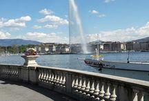 •Le monde de la Suisse • / Pendant 4 jours en Suisse, j'ai pu découvrir le monde magnifique de ce pays avec des balades près des port, ruelles et paysages... Seulement en si peu de temps on n'a pas pu en voir d'avantages...