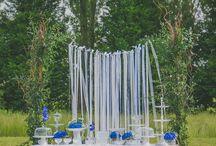 Something blue Wedding V+S