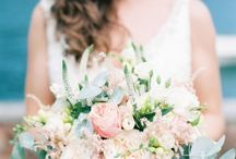 Blush inspiration wedding on lake Como