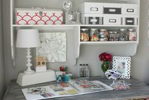 Organization and Storage / by Sherri McConnell: A Quilting Life Blog
