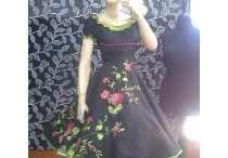vestido de chinita