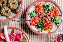 Recettes syriennes