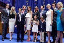 Trump gezin