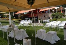 Wedding decoration / Allestimenti