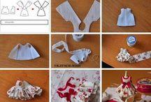 Lalkowe ubranka