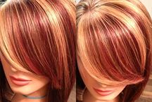 Projects to Try / Hair colors