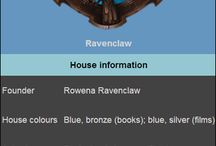 ravenclaw, here!