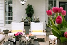 Patios / by Christy McCleery Perry