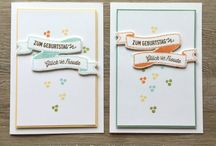 Stampin Up Bannereien / Banners for you