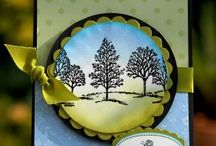 Lovely As A Tree cards