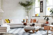 west elm x commune / We've teamed up with L.A.-based design studio Commune to create a collection that brings their trademark California cool, clever design and sun-washed palette to the home. We share the belief that collaboration fosters creativity and innovation—and this smartly designed collection is proof.