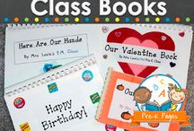 Pre-K Class Books / by Jessica Bond