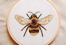 Embroidery / Painting With Thread / by Jan Henry