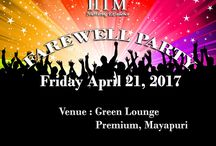 Farewell Party 2017