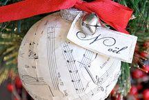 VÁNOCE / Vánoční tvoření