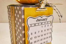 DIY Calendars