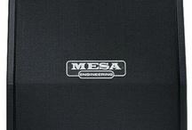 Mesa/Boogie amplification