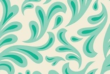 Fabric  - Green / by Jeanette FitzGerald