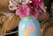 Spring Decorations / Spring crafts, spring decorations, spring recipes, spring activities, spring DIY, and more.
