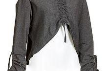 блуза бохо