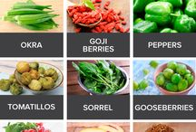 Paleo / Healthy Vegetables