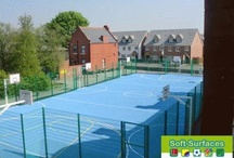 MultiSport 15™ Polymeric Sports Surfaces