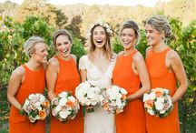 Bridesmaids | Inspiration